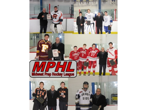 The Mid-West Prep Hockey League named their 2012-2013 Division All